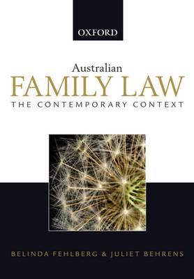 Australian Law & the Family