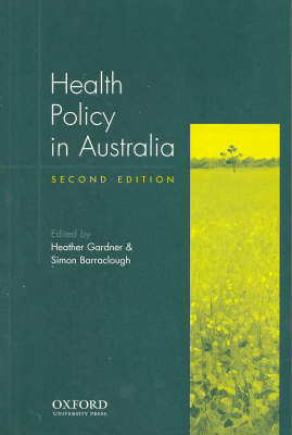 Health Policy in Australia