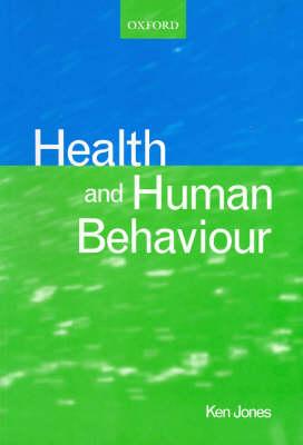 Health & Human Behaviour An Introduction