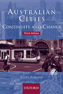 Australian Cities: Continuity and Change