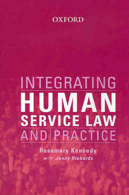 Integrating Human Service Law and Practice