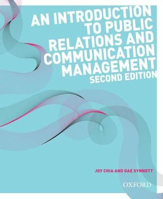 An Introduction to Public Relations and Communication Management (VitalSource eBook)