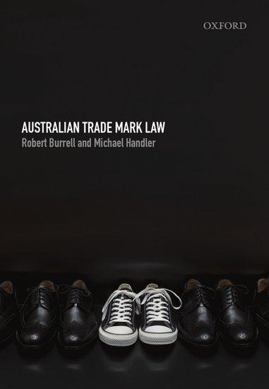 Australian Trade Mark Law (VitalSource eBook)
