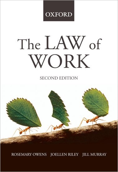 The Law of Work 2nd Edition (VitalSource eBook)