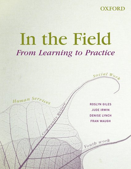 In The Field (VitalSource eBook)