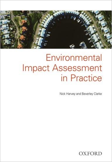 Environmental Impact Assessment (VitalSource eBook)