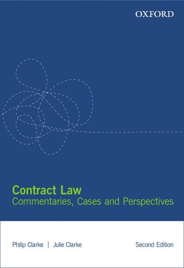 Contract Law : Commentaries, Cases And Perspectives 2nd Edition (VitalSource eBook)