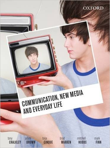 Communication, New Media and Everyday Life (VitalSource eBook)