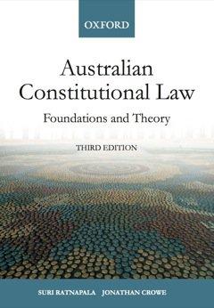 Australian Constitutional Law (VitalSource EBook)