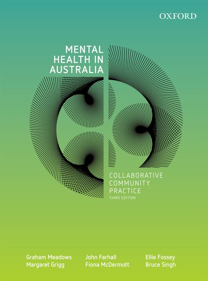 Mental Health In Australia 3rd Edition (VitalSource EBook)