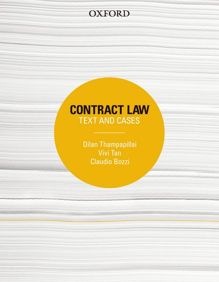 Contract Law : Text and Cases (VitalSource eBook)