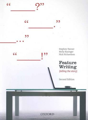 Feature Writing (VitalSource eBook)