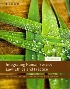 Integrating Human Service Law Ethics and Practice (VitalSource eBook)