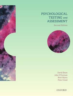 Psychological Testing and Assessment (VitalSource eBook)