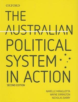 The Australian Political System in Action (VitalSource eBook)