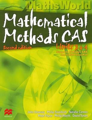 Mathematical Methods Units 3 & 4, 2ed