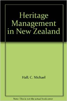 Heritage Management in Australia and New Zealand: The Human Dimension