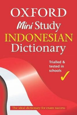 Oxford Mini Study Indonesian Dictionary