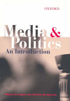Media and Politics: An Introduction