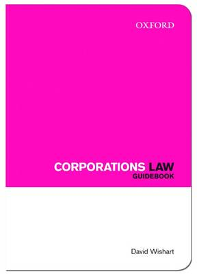 Corporations Law Guidebook