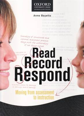 Read, Record, Respond: Assessment and Diagnostic Guide