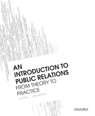 An Introduction to Public Relations: From Theory to Practice