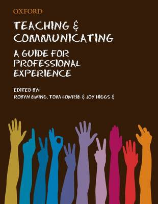 Teaching and Communicating: Rethinking Professional Experiences