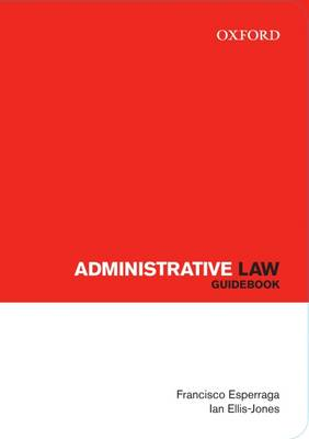 Administrative Law Guidebook