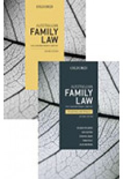 Australian Family Law Value Pack