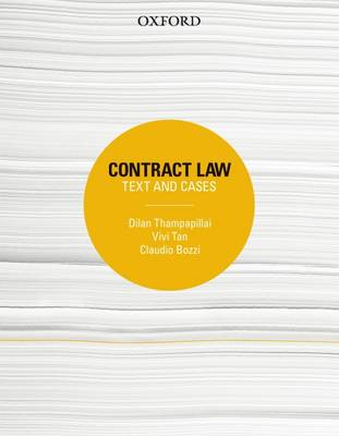 Contract Law:: Text and Cases