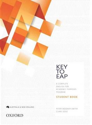 Key to EAP - a Complete English for Academic Purposes: Student Book
