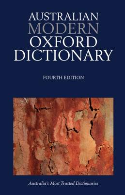 Australian Modern Oxford Dictionary