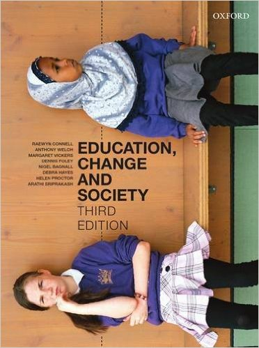 Education, Change and Society (VitalSource eBook)