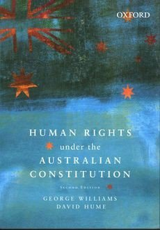 Human Rights under the Australian Constitution 2nd Edition (VitalSource eBook)
