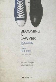 Becoming a Lawyer: Success at Law School (VitalSource eBook)
