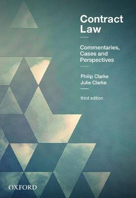 Contract Law : Commentaries, Cases and Perspectives 3rd Edition