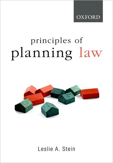 Principles of Planning Law (VitalSource eBook)
