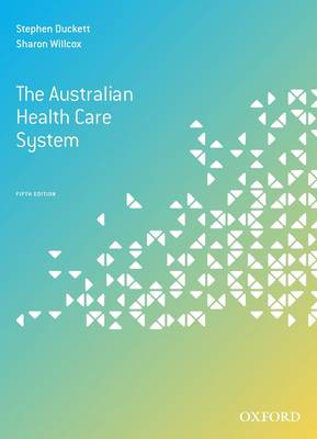 The Australian Health Care System (VitalSource EBook)