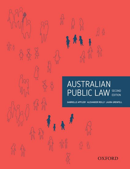Australian Public Law 2nd Edition (VitalSource eBook)