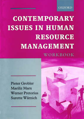 Contemporary Issues in Human Resource Management: Gaining a Competitive Advantage: Student's Workbook