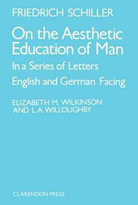 On the Aesthetic Education of Man: Parallel-Text Edition