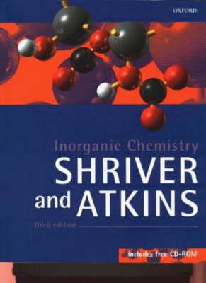 Inorganic Chemistry 3ed (incl Cd Rom)