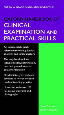 Oxford Handbook of Clinical Examination and Practical Skills