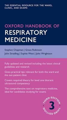 Oxford Handbook of Respiratory Medicine 3rd Edition