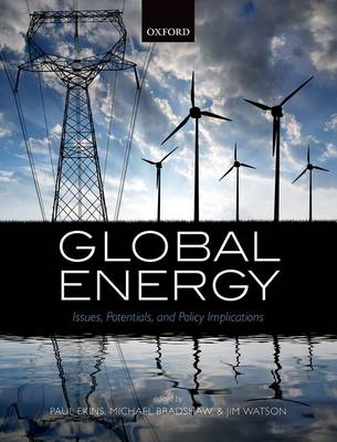 Global Energy Issues, Potentials, and Policy Implications