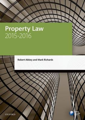 Property Law 2015-2016