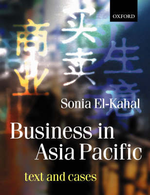 Business in the Asia Pacific: Text and Cases