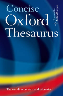 Concise Oxford Thesaurus