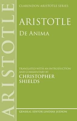 Aristotle: De Anima