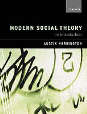 Modern Social Theory: An Introduction